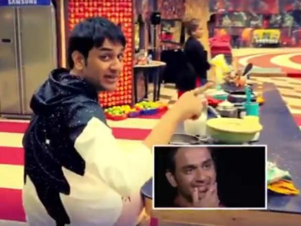 Vikas Wanted To Be On Top 2!