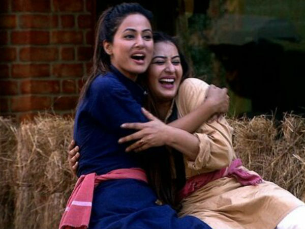 It's Hina Khan Vs Shilpa Shinde!