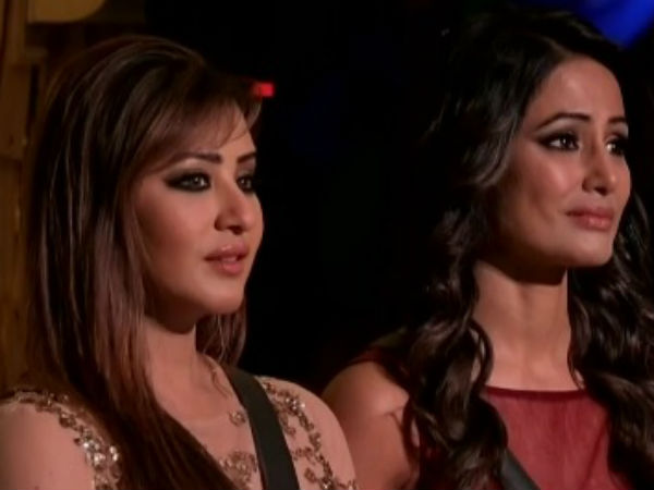 Shilpa & Hina's Fans Were Disappointed!