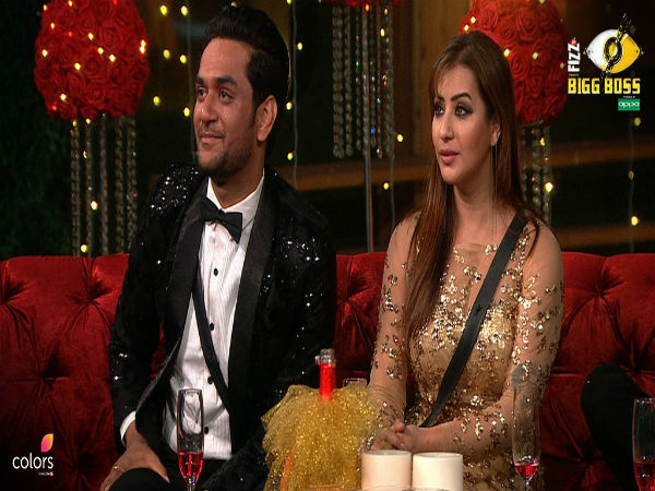 Vikas, Shilpa & Puneesh On EKR