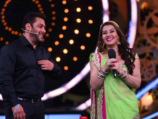Salman's Support Is Enough For Her