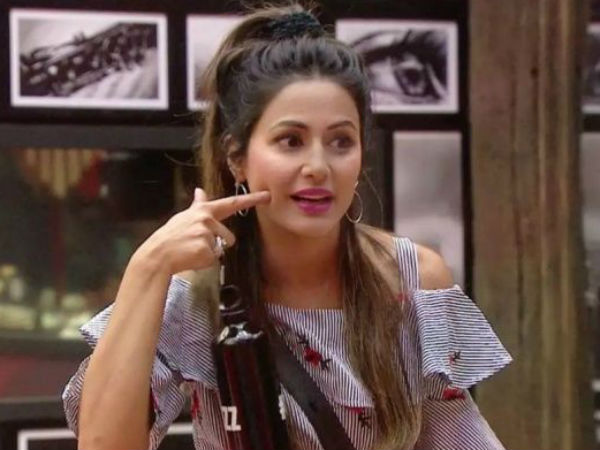 Revealed Why Bigg Boss 11 S Hina Khan Refused To Shoot For Colors