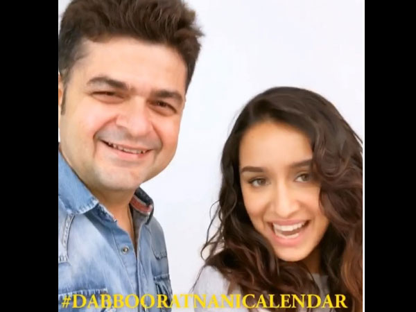 Happy Shraddha