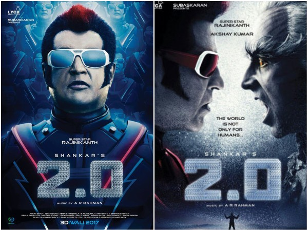 Rajinikanth's 2.0: Kerala Theatrical Rights Of The Film Sold?