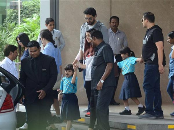 Aishwarya's Special Bond With Aaradhya