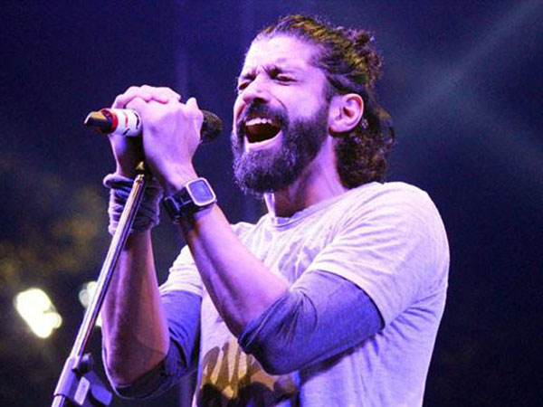Farhan Akhtar To Share Stage With International Artists At The Ranthambore Festival!