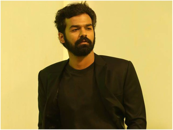 Pranav Mohanlal As Aadhi