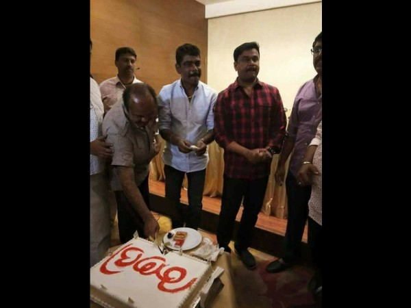 Aadhi Success Celebration