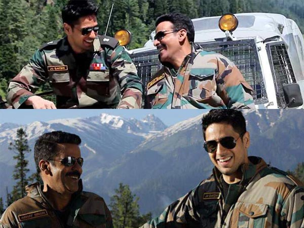Neeraj Pandey's Aiyaary Shot On Real Locations