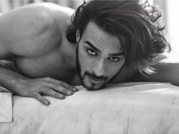 SMOKING HOT! Bidaai Actor Angad Hasija Goes NUDE For A Photoshoot (See PICS)