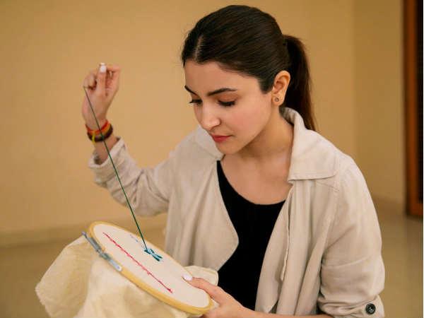 Anushka Sharma starts prepping for 'Sui Dhaaga'