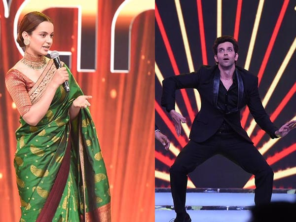 HOW IS IT POSSIBLE? Hrithik Roshan & Kangana Ranaut Attended The Same Event; See INSIDE PICTURES