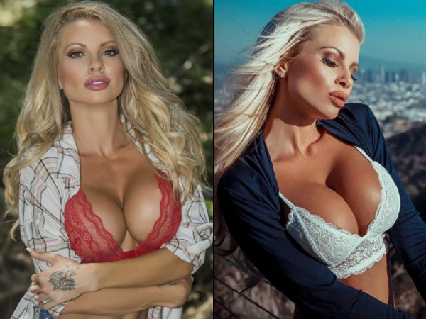 The HOT Lynnie Marie Can Be America's Next Top Model!