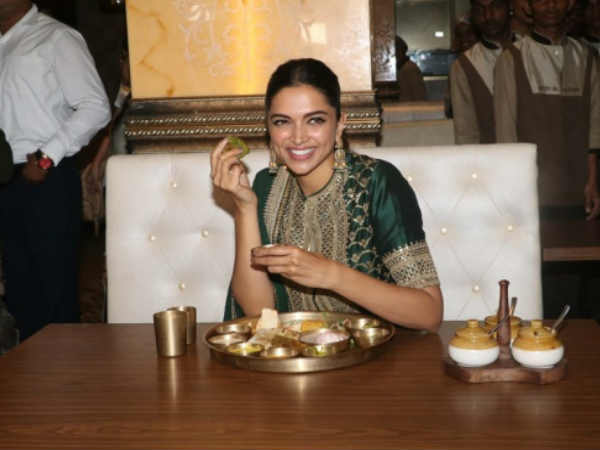 Deepika Is Beaming With Happiness