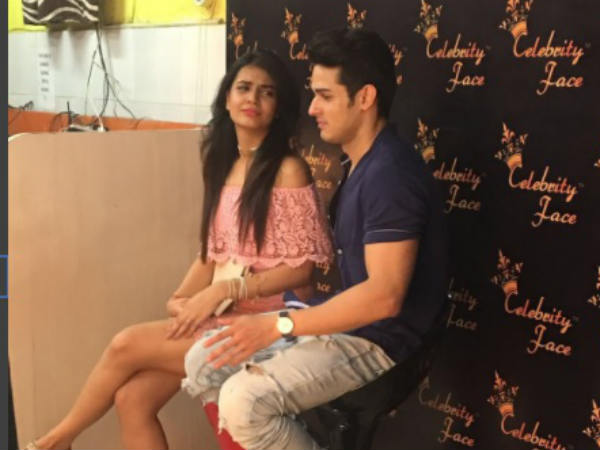 Bigg Boss 11 Contestant Priyank Sharma & His Ex Divya Agarwal On MTV's Shows!