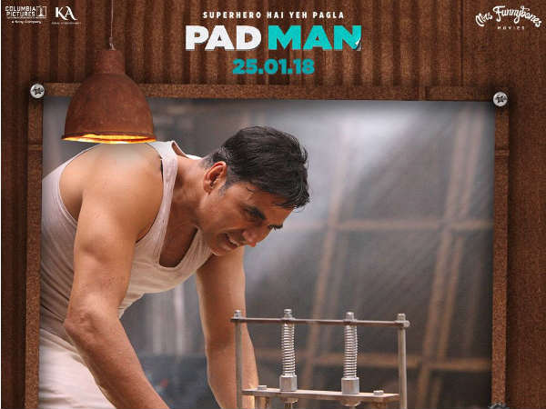 Akshay Kumar's Padman Postponed To February 9, Padmaavat To Have A Solo Run At The Box Office!