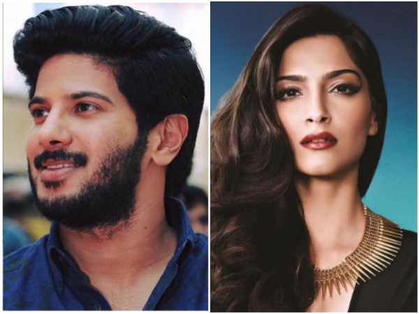 Sonam Kapoor to romance Bollywood newbie Dulquer Salmaan in this movie?