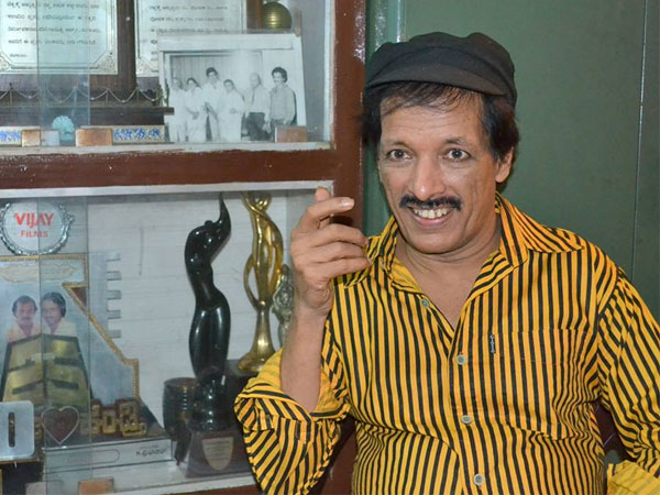 Veteran Actor-Director Kashinath Is No More!