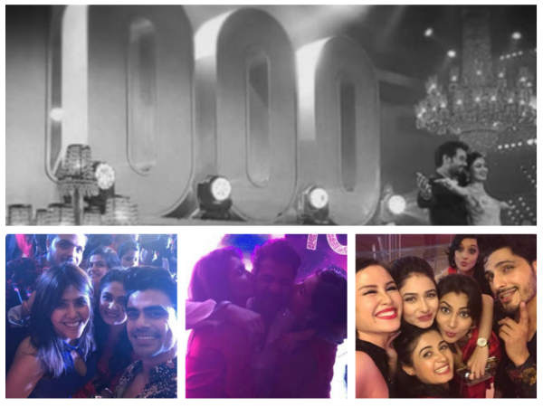 Kumkum Bhagya 1000 Episodes Celebrations: Shabbir, Sriti, Mrunal & Others Have A Blast! (PICS)
