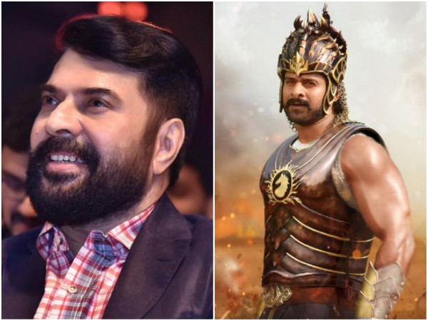 Mammootty's Maamaankam Has A Baahubali Connection!