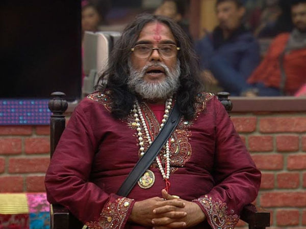 Om Swami Claims He Told Salman To Make Shilpa A Winner!