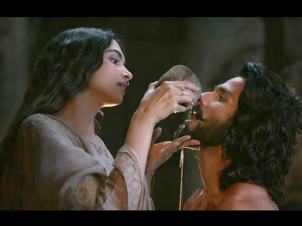 Shahid Doesn't Think He Underplayed Maharawal Ratan Singh