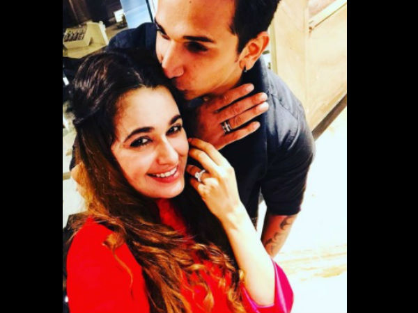 Prince Narula Announces Engagement In Shahrukh Khan Style!