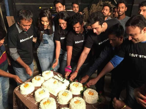 Sanjay Dutt biopic shoot finally wrapped