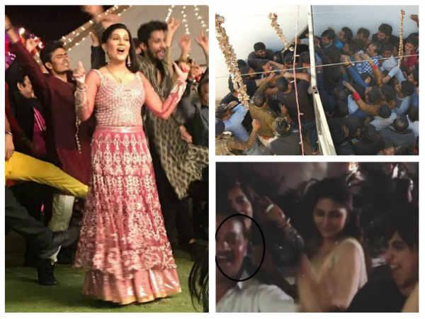 Bigg Boss 11's Sapna Choudhary's Dance Programme Creates Ruckus In Morena!