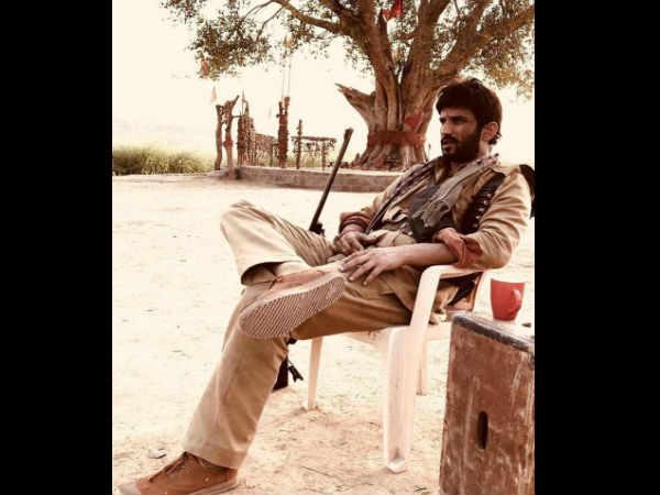Sushant Singh Rajput, Bhumi Pednekar Play Dacoits In Sonchiriya, Sushant's Look Revealed
