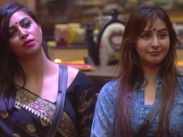Is Arshi Upset With Shilpa?