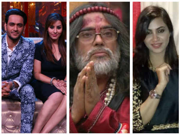 Om Swami Convinced Shilpa To Enter The House!