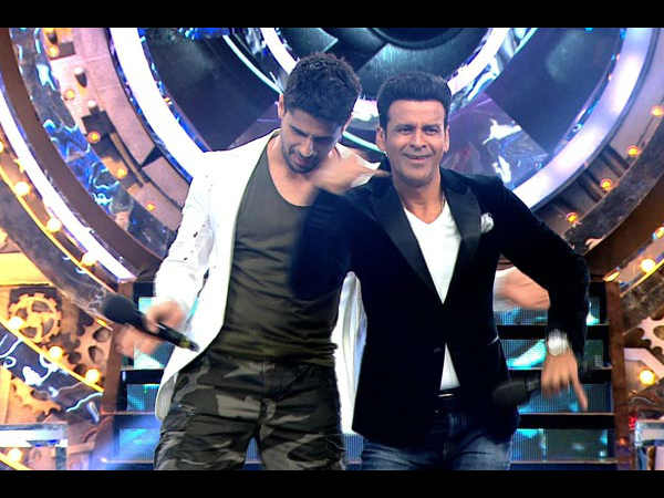 Manoj Bajpayee Too Came To Sidharth's Rescue