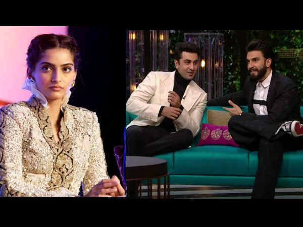 Sonam Kapoor Is UPSET With Her Marriage Reports; Says This About Ranbir Kapoor & Ranveer Singh!