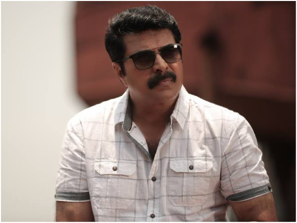 Mammootty As Inspector James