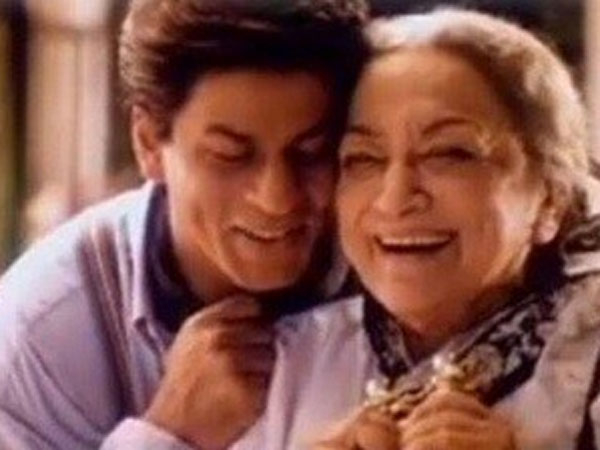 Ava Mukherjee Who Played Shahrukh Khan's Dadi In Devdas Passes Away At The Age Of 88