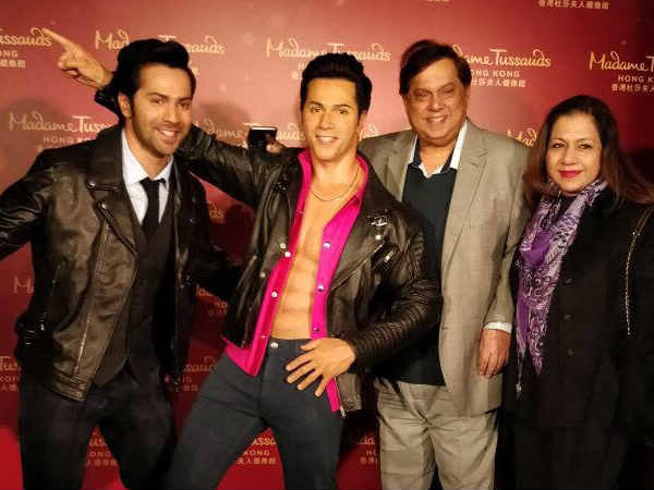 Judwaa scenes in Hong Kong
