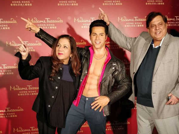 Now Varun Dhawan makes his entry in Madame Tussauds Hong Kong museum