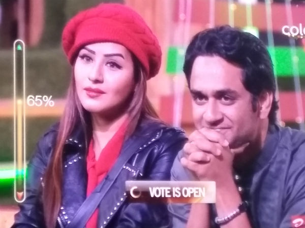 Vikas Wishes Shilpa
