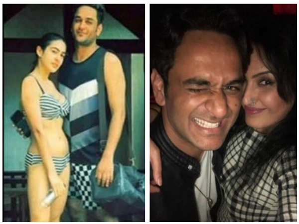 Bigg Boss 11's Vikas Parties With Kamya; Reveals The Truth Behind His VIRAL PIC With Sara Ali Khan!