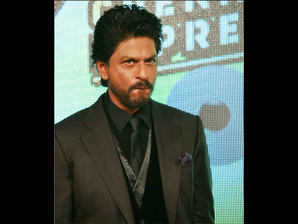 Shahrukh Khan Is Not Taking Any Work