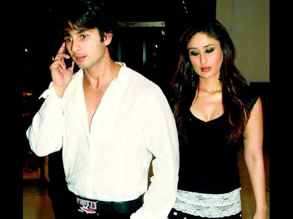 When I Was In A Relationship With Kareena....