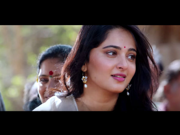 Anushka's Hard Work For Bhaagamathie