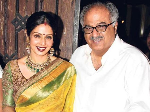 Later Sridevi Fell In Love With A Married Man