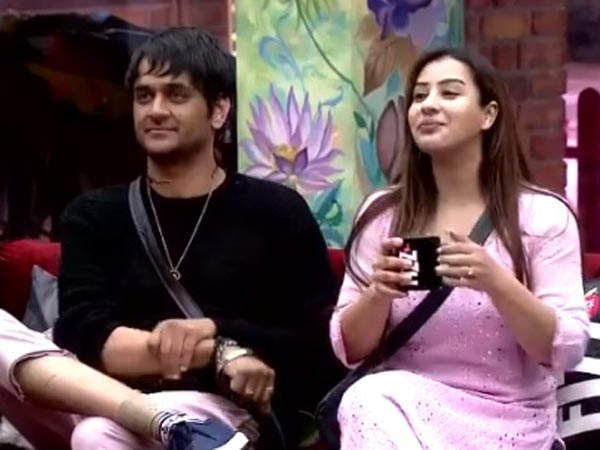 Vikas Insecure Of Shilpa!