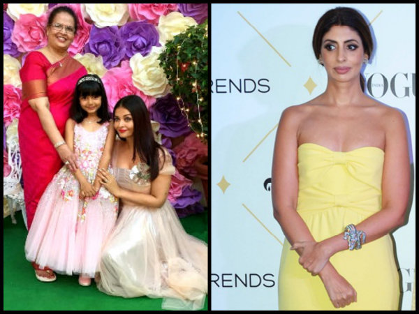 Shweta Bachchan's Absence At Aaradhya's B'day