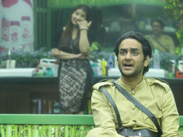 Shilpa & Vikas Discuss About Hina