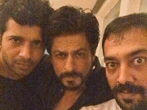Shahrukh Is The Only Guy...