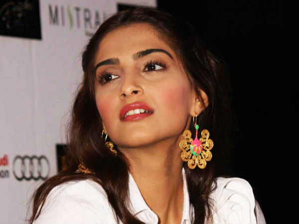 Sonam Wants To Remove The Stigma Attached To The Subject Of Menstruation