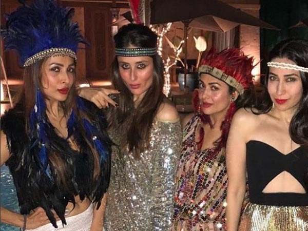 Amrita Arora's Birthday Bash